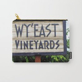 Wy'East - Sign Carry-All Pouch