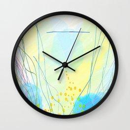 Lydstep Bay Wall Clock