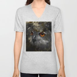 Ruler of the Night Unisex V-Neck