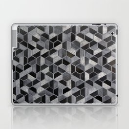 Dark Honeycomb Laptop & iPad Skin