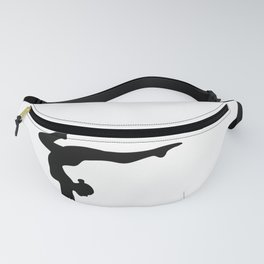 B&W Contortionist Fanny Pack