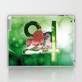 Sailor Jupiter - Crystal Planet edit. Laptop & iPad Skin