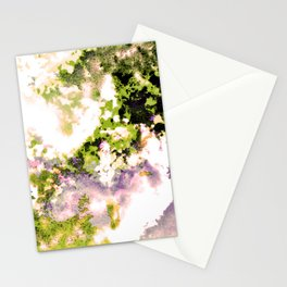- minimal night - Stationery Cards