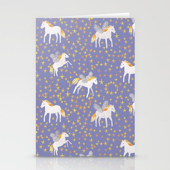 Pegasus Stationery Cards