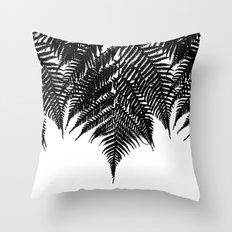 Fern Fringe Throw Pillow