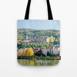 Heidelberg Autumn Tote Bag