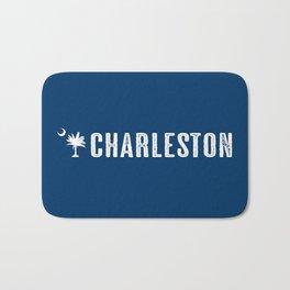 Charleston South Carolina Bath Mat