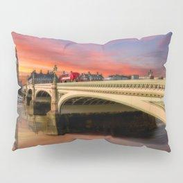 London Sunset Pillow Sham