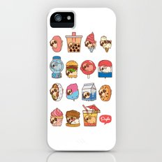 Puglie Food Collection 3 Slim Case iPhone (5, 5s)
