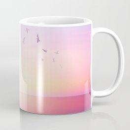 Abstract Sunset VIII Coffee Mug