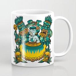 Pin-up Soup Coffee Mug