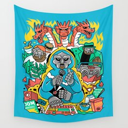 MF DOOM & Friends Wall Tapestry