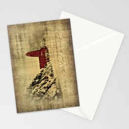 Merry Christmas and Happy Holidays to all! Stationery Cards