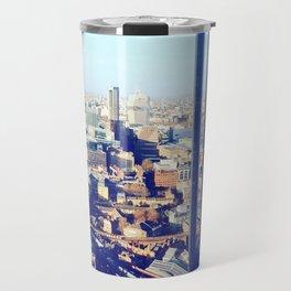 View of London Travel Mug