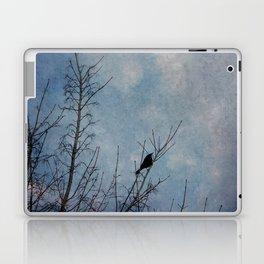 the grackle Laptop & iPad Skin