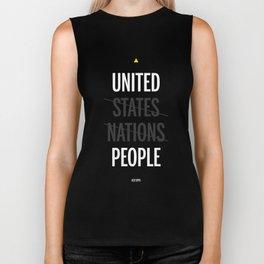 UP - United People Biker Tank
