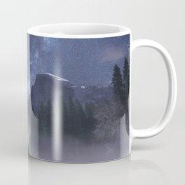 Star Gazer Midnight Coffee Mug