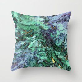 That familiar place Throw Pillow