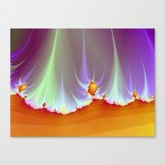 Fractal Landscape Canvas Print