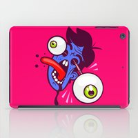 popeye iPad Cases featuring Pop Eye by Artistic Dyslexia