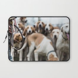 Hunting dogs Laptop Sleeve