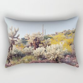 Arizona Color Rectangular Pillow