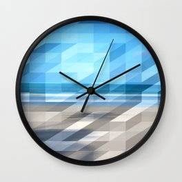 Pontal Wall Clock