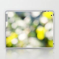 Spring bokeh Laptop & iPad Skin