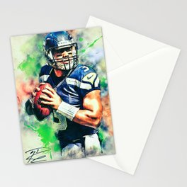 Russell Wilson Stationery Cards
