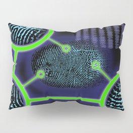 Fingerprint ID Pillow Sham