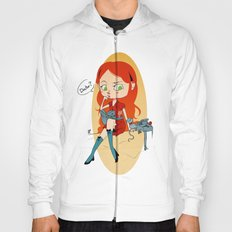 Doctor Mouse Hoody