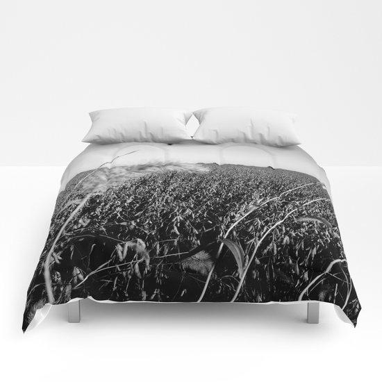 Cornfield Number 1 Comforters