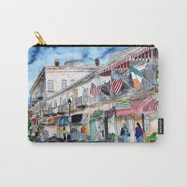 Savannah Georgia Carry-All Pouch