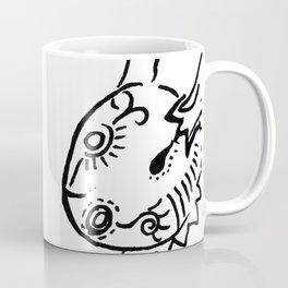 Lunarus Tonitrui, Brachylagus Coffee Mug