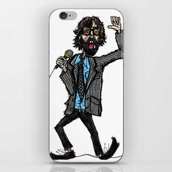 Jarvis Cocker Pulp iPhone Skin