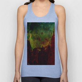 The clairvoyant of Rhode island Unisex Tank Top