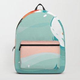 Brown Eyed Girl Backpack