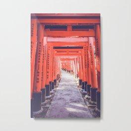 Japan - Kyoto Metal Print