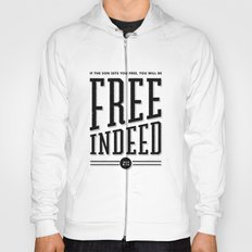Free Indeed - Photo Hoody