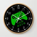 Video Game Black & Green by ts55