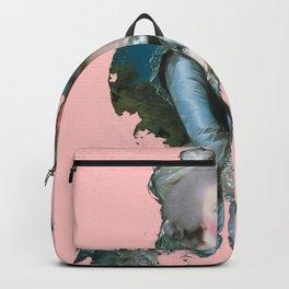 Marie Antoinette tribute pink Backpack