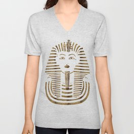 King Tut Version 2 Unisex V-Neck