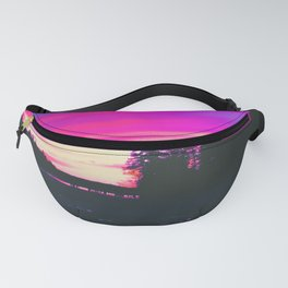 Aesthetic 80s Vibes Fanny Pack