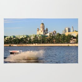 Yekaterinburg, Iset River Rug