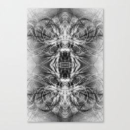 Arteneum nr 1 Canvas Print