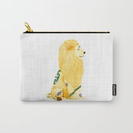Lion Beijing Carry-All Pouch