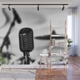 Feel The music Wall Mural