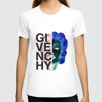 givenchy T-shirts featuring (Limited Edition) Givenchy X-Ray by Javier Camacho