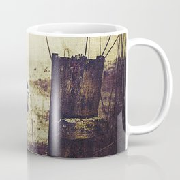 Rugged fisherman Coffee Mug