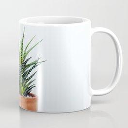 Zebra Plant Coffee Mug
